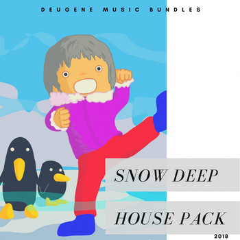 Various Artists - Snow Deep House Pack 2018