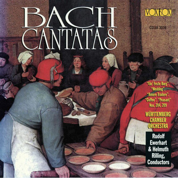 Various Artists - Bach: Cantatas