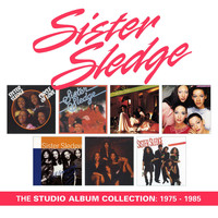 Sister Sledge - The Studio Album Collection: 1975 - 1985