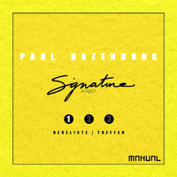 Paul Hazendonk - Signature Series 1/3