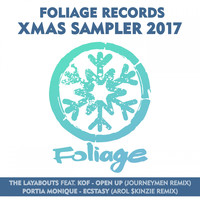 The Layabouts, Portia Monique - Foliage Records Xmas Sampler 2017