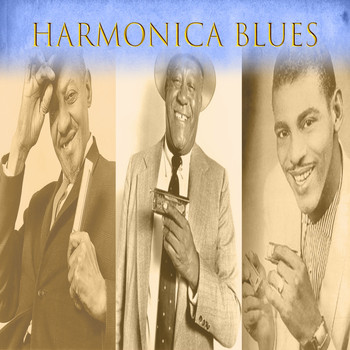 Various Artist - Harmonica Blues