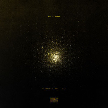 Kendrick Lamar - All The Stars (Explicit)
