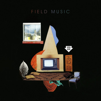 Field Music - Share A Pillow