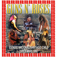 Guns N' Roses - Estadio Nacional, Santiago, Chile, December 2nd, 1992 (Hd Remastered Edition)
