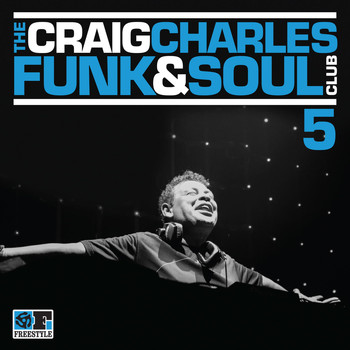 Various Artists - The Craig Charles Funk & Soul Club, Vol. 5