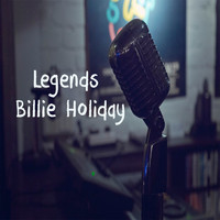 Billie Holiday - legends - Billie Holiday