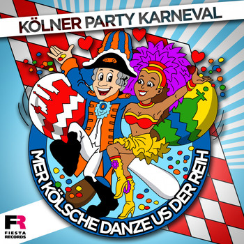 Various Artists - Kölner Party Karneval - Mer Kölsche danze us der Reih