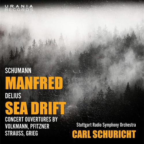 Carl Schuricht / Radio-Sinfonieorchester Stuttgart des SWR MP3 Track Robert Schumann: Manfred, Op. 115, Act II: Schatten! Geist! Was immer du seist!