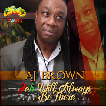 Aj Brown - Jah Will Always Be There - Single
