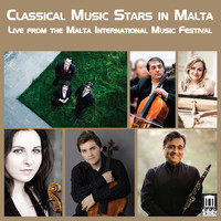 Various Artists - Classical Music Stars in Malta (Live)