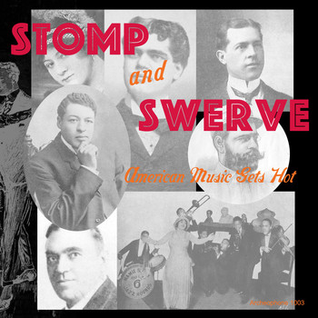 Edison Concert Band - Stomp and Swerve: American Music Gets Hot