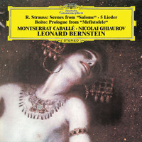 "Montserrat Caballé - R. Strauss: Selections From ""Salome"", 5 Songs; Boito: Mefistofele (Prologo)"
