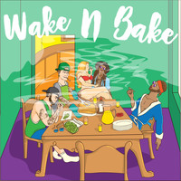 Ty Dolla $ign - Wake n Bake (feat. Ty Dolla $ign, Nathan Palmer, Abe Arnold & Joey Stylez)