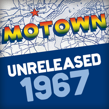 Various Artists - Motown Unreleased 1967