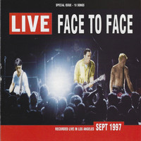 Face To Face - Live