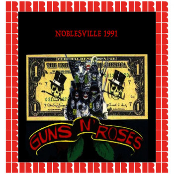 Guns N' Roses - Deer Creek Music Center, Noblesville, USA, 1991/05/28 (Hd Remastered Edition)