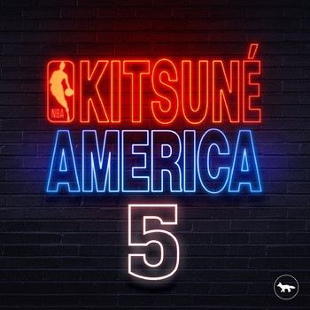 Various Artists - Kitsuné America 5, the NBA Edition (Explicit)