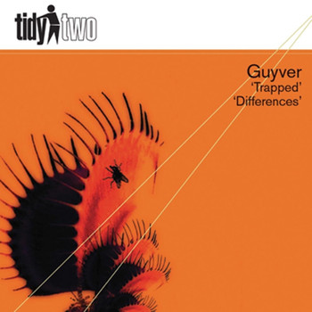 Guyver - Differences