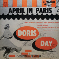 Doris Day - April In Paris (Expanded Edition)