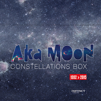 Aka Moon - Constellations Box (1992 - 2015)