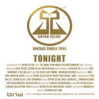 Shyan Selah - Tonight (Vintage Single Collection)