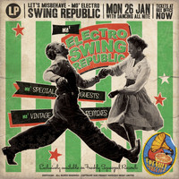 Swing Republic - Mo' Electro Swing Republic - Let's Misbehave (Deluxe Version)