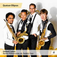 Quatuor Ellipsos, Nantes Philharmonie and Frédéric Oster - United Colors
