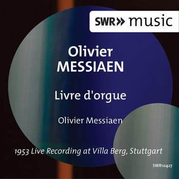 Olivier Messiaen - Messiaen: Livre d'orgue, I/38