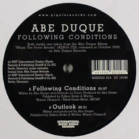 Abe Duque - Following Conditions
