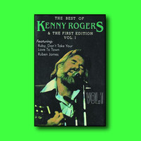Kenny Rogers - The Best Of Kenny Rogers & The First Edition, Vol. 1