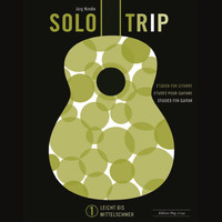 Jürg Kindle - SOLOTRIP I ( 57 guitar studies for beginners )