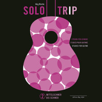 Jürg Kindle - SOLOTRIP II (39 intermediate guitar studies )