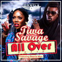 Tiwa Savage - All Over (Saint Oracle Refix)
