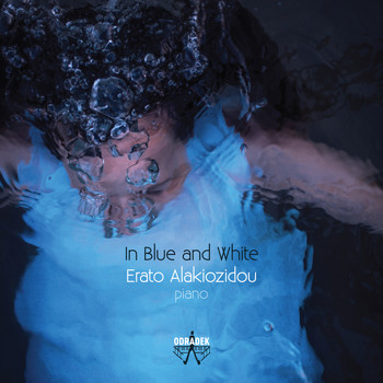 Erato Alakiozidou - In Blue and White