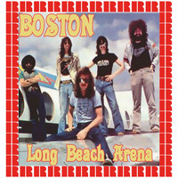 Boston - The Long Beach Arena, CA 1977 (Hd Remastered Edition)