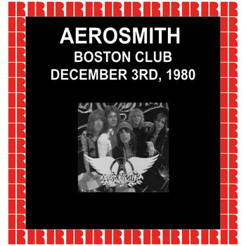 Aerosmith - Boston Club, Boston, 1980 (Hd Remastered Edition)