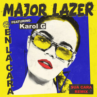 Major Lazer - En La Cara (feat. Karol G) (Sua Cara Remix)