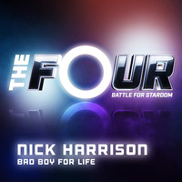 Nick Harrison - Bad Boy For Life (The Four Performance)