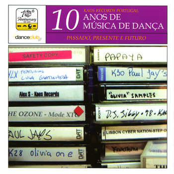 Various Artists - 10 Anos De Musica De Dança - Dance Club