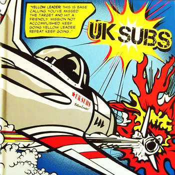 UK Subs - Yellow Leader