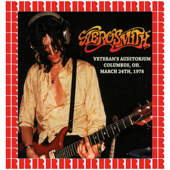 Aerosmith - Veteran's Auditorium, Columbus, Ohio, 1978 (Hd Remastered Edition)