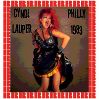 Cyndi Lauper - Live In Philadelphia, 1983 (Hd Remastered Edition)