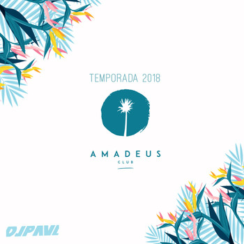 DJ Paul - Mix Amadeus 2018
