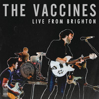 The Vaccines - Live from Brighton - EP