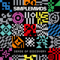 Simple Minds - Sense of Discovery