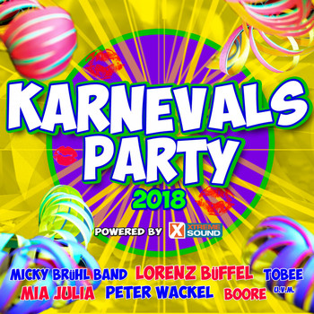 Various Artists - Karnevalsparty 2018 powered by Xtreme Sound