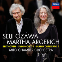 Martha Argerich - Beethoven: Symphony No.1 in C; Piano Concerto No.1 in C (Live)