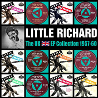 Little Richard - The UK EP Collection 1957-60