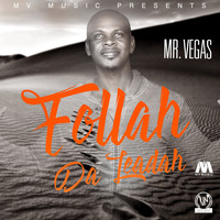 Mr. Vegas - Follah Da Leadah - Single